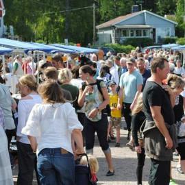 Sommarpremiär med Loppis 4 juni
